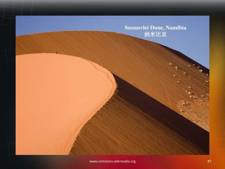 Sossusvlei Dune, Namibia