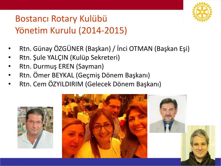 Bostancı Rotary Kulübü