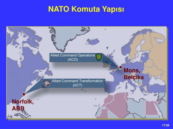 NATO Komuta Yap