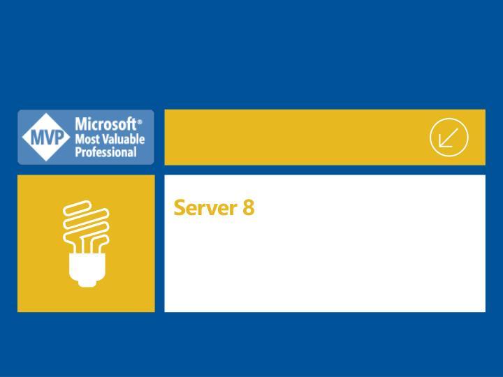 Server 8