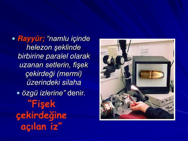 Rayyr;