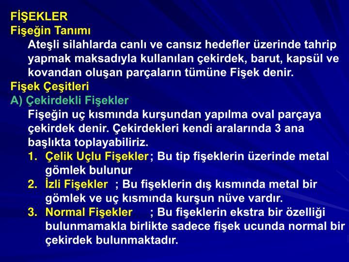 FEKLER