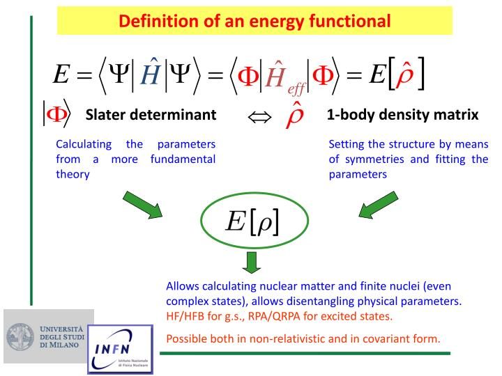 1-body density matrix