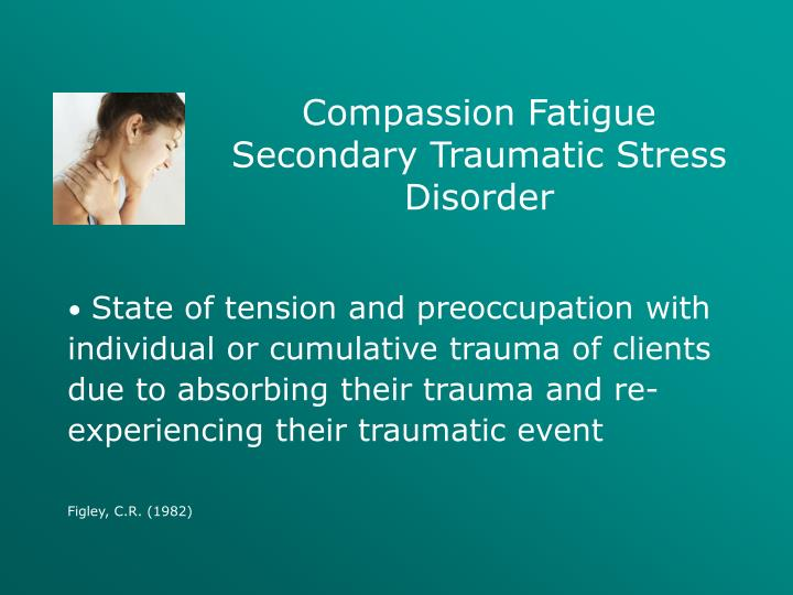 comvating campassion fatigue Tools to help combat compassion fatigue: • be kind to yourself and have a recognition and awareness of your symptoms • educate yourself about compassion fatigue there is an abundance of good information available on the web • restore a healthy balance in your life, including good sleep, good nutrition, hobbies and exercise.