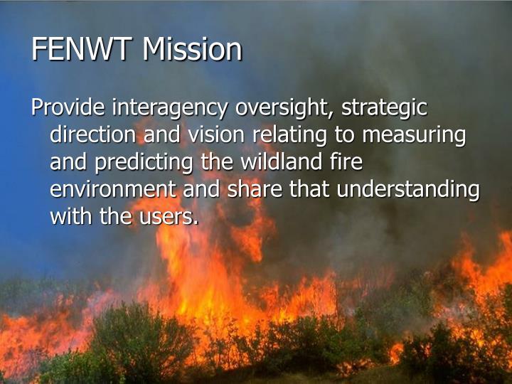 FENWT Mission