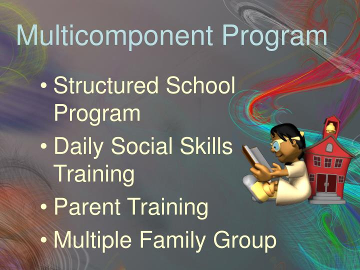 Multicomponent Program