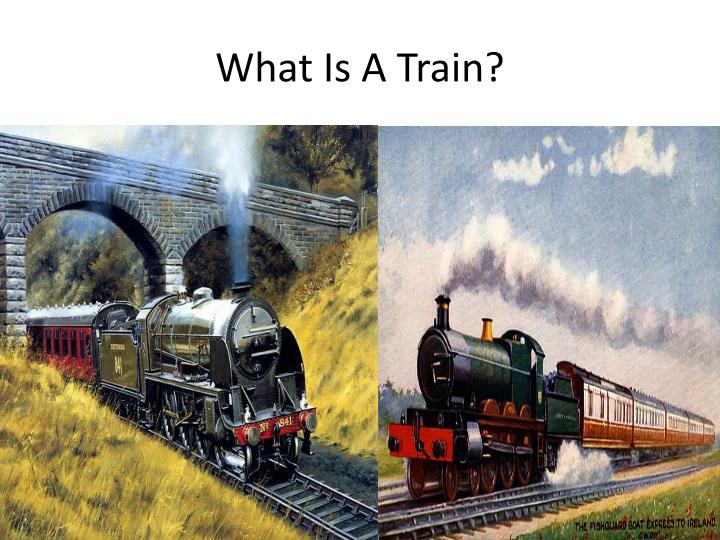 What is a train