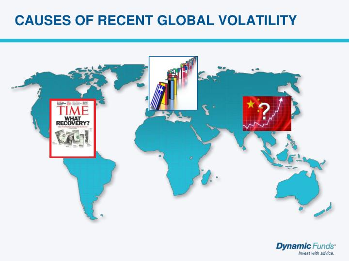 CAUSES OF RECENT GLOBAL VOLATILITY