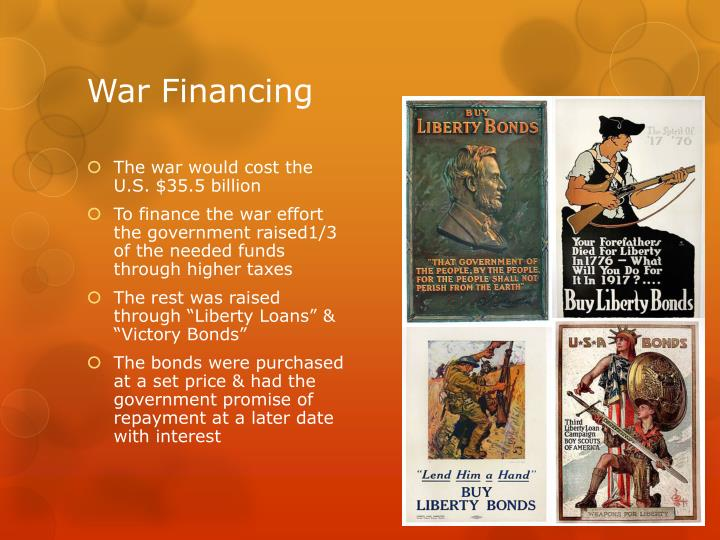 War Financing