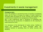 investments in waste management4