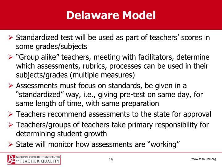 Delaware Model