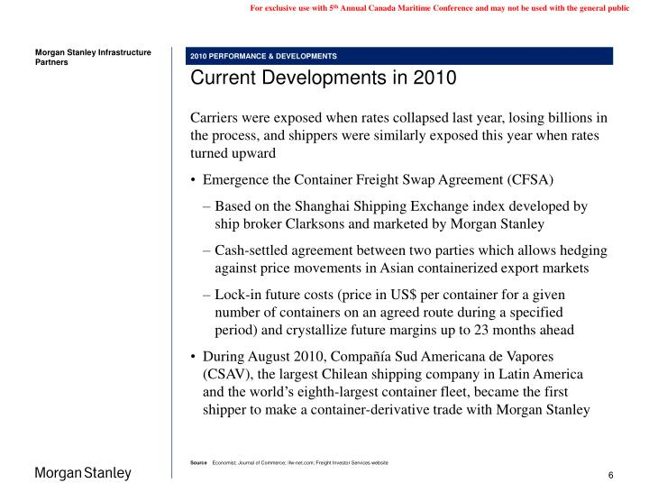 Morgan Stanley Infrastructure Partners