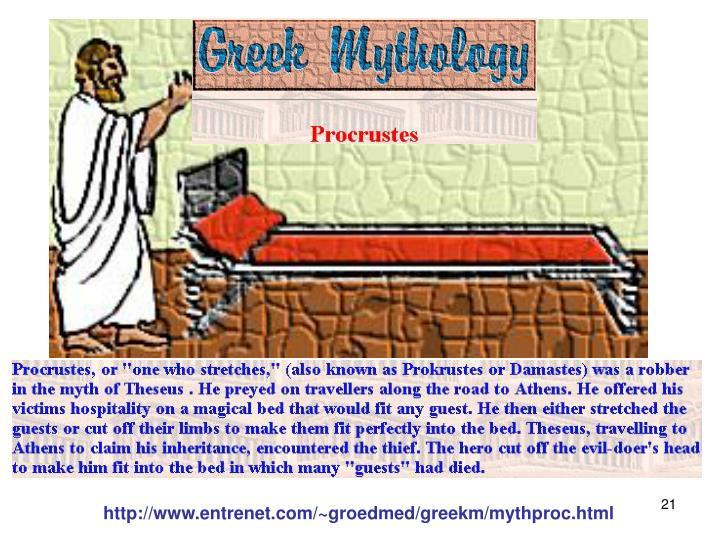http://www.entrenet.com/~groedmed/greekm/mythproc.html