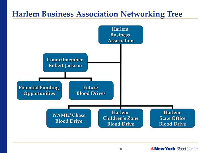 Harlem Business Association Networking Tree