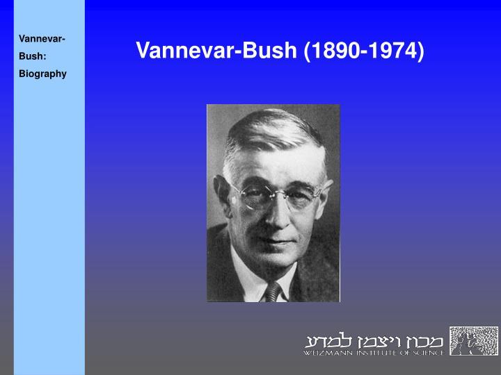 Vannevar-