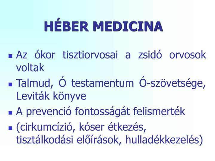 HÉBER MEDICINA
