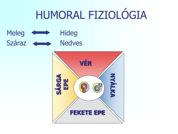 HUMORAL FIZIOLÓGIA