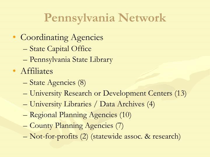 Pennsylvania Network