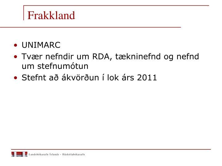 Frakkland