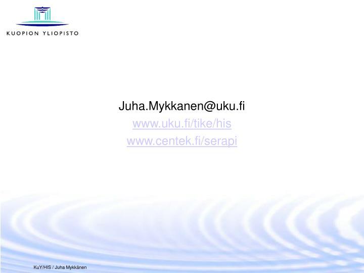 Juha.Mykkanen@uku.fi