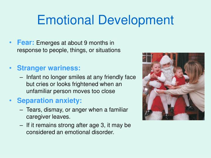 Emotional development1