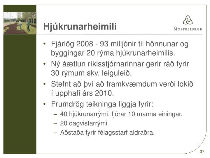 Hjúkrunarheimili