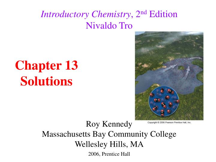 Introductory chemistry 2 nd edition nivaldo tro
