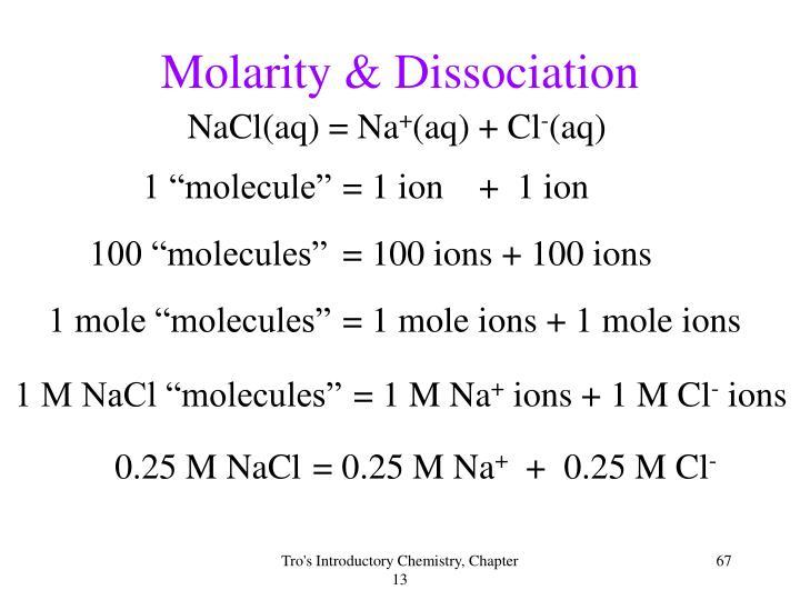"""1 """"molecule"""""""