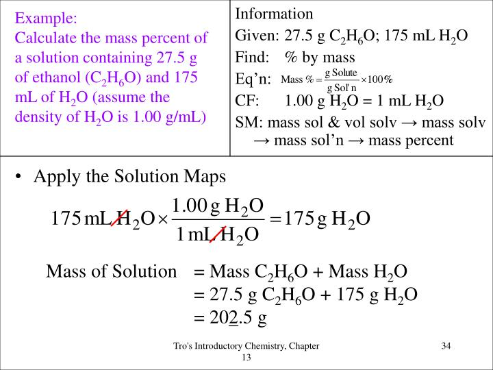 Apply the Solution Maps