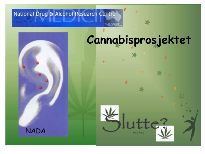 Cannabisprosjektet