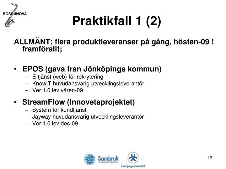 Praktikfall 1 (2)