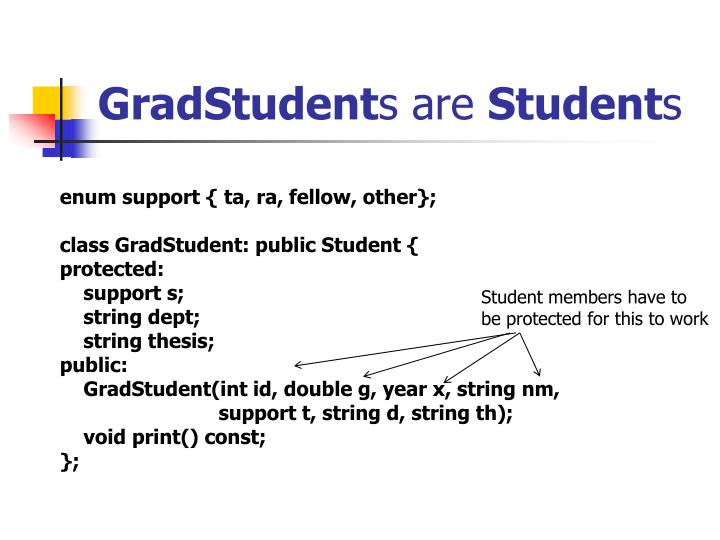 GradStudent