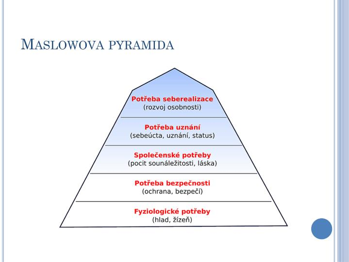 Maslowova