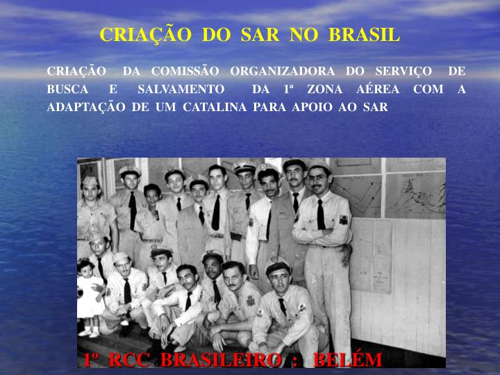 1º  RCC  BRASILEIRO  :   BELÉM