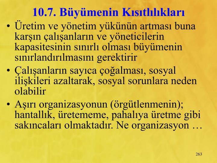10.7. Bymenin Kstllklar
