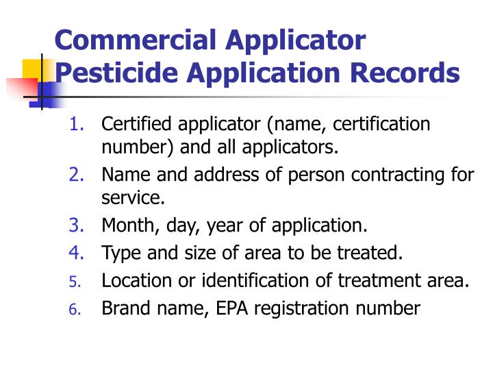 on ohio pesticide application record keeping forms