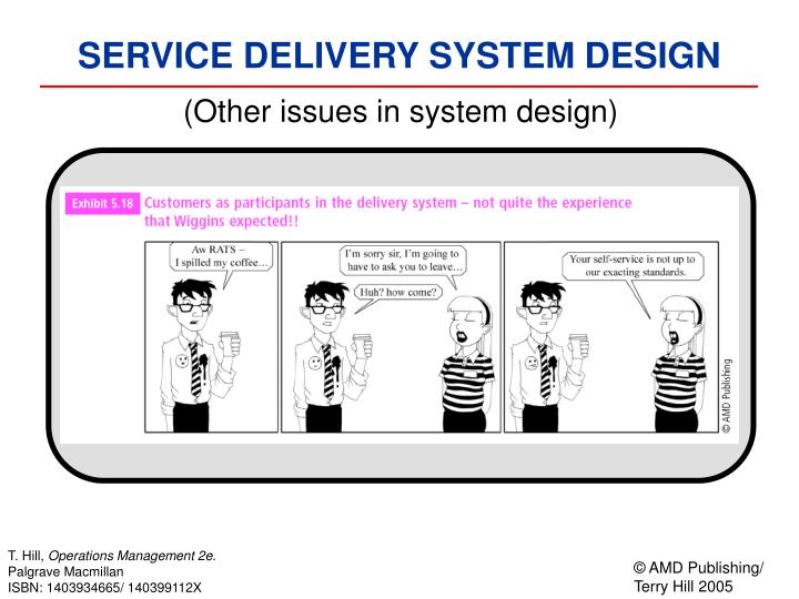 (Other issues in system design)