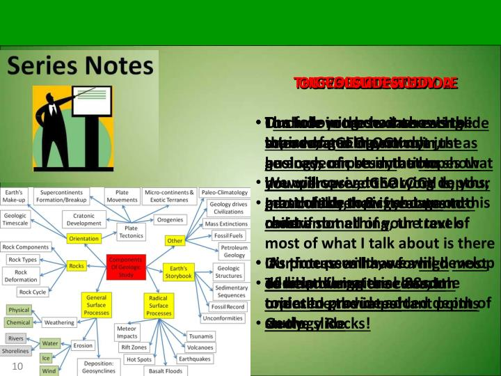 Series Notes