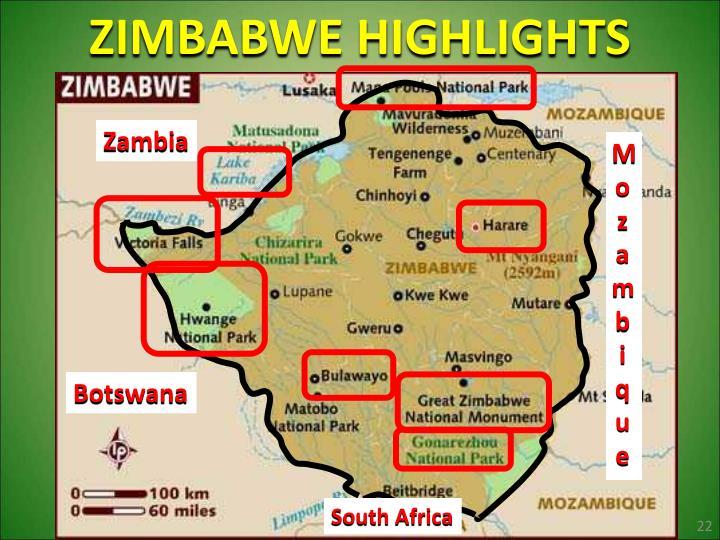 ZIMBABWE HIGHLIGHTS