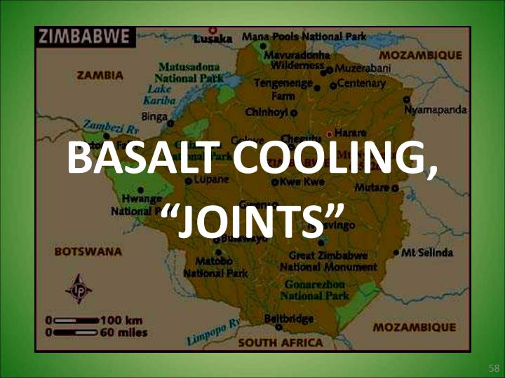BASALT COOLING,