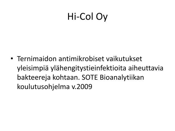 Hi-Col Oy