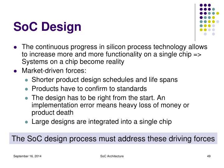 SoC Design