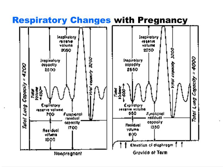 Respiratory Changes