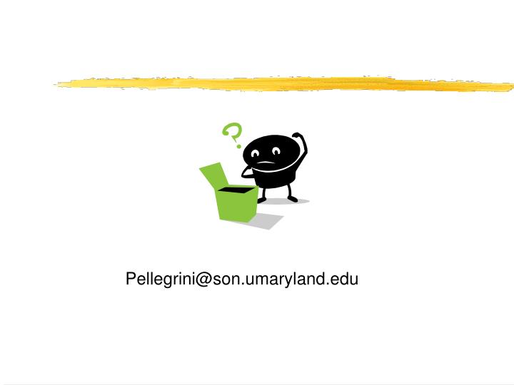 Pellegrini@son.umaryland.edu