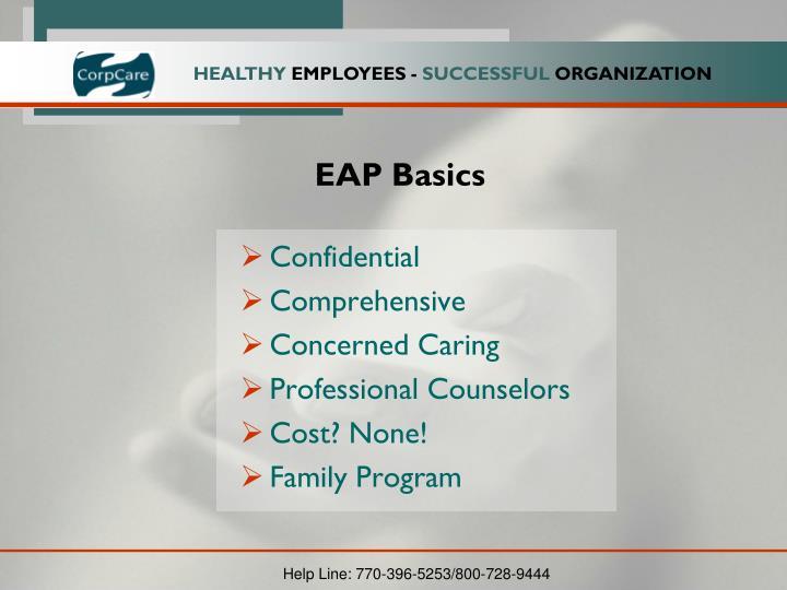 EAP Basics