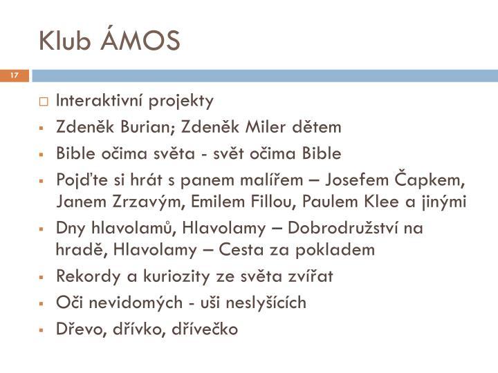 Klub ÁMOS