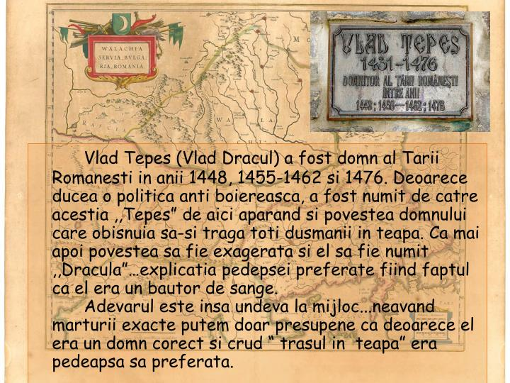 Vlad Tepe
