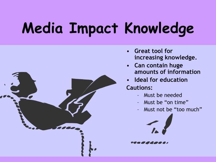 Media Impact Knowledge