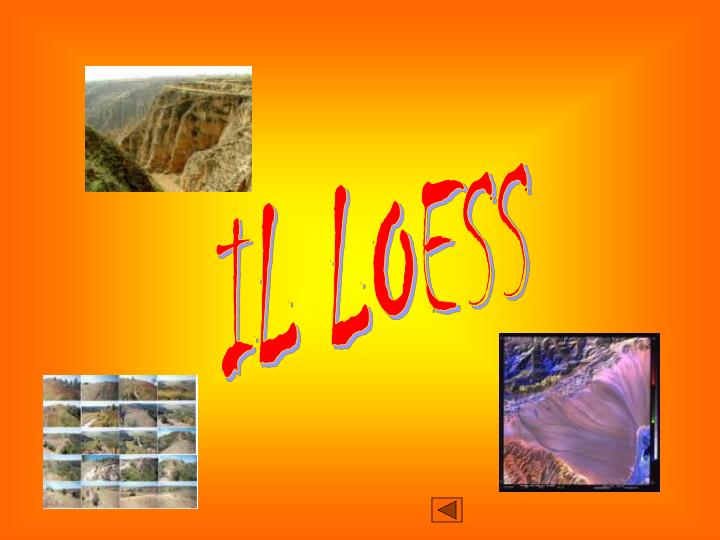 IL LOESS
