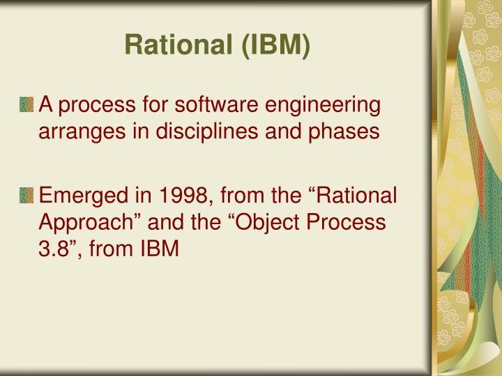 Rational (IBM)